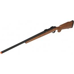 JG M70 Bolt Action Airsoft Sniper Rifle - FAUX WOOD