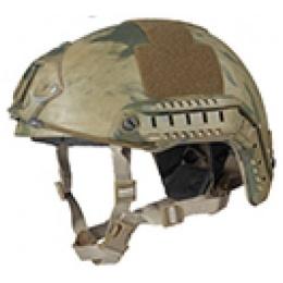 Lancer Tactical Airsoft Helmet Ballistic Type - ATFG - M/L