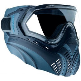Valken Identity Airsoft Goggles-Clear Lens Goggles - BLUE/NAVY