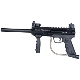 Valken V-TAC SW-1 Blackhawk CO2 Paintball Marker  - BLACK