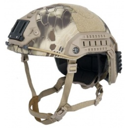 Lancer Tactical Airsoft Helmet Maritime Type - HLD - L/XL