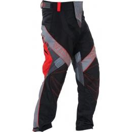 Valken Redemption Vexagon Tactical BDU Pants - RED/GREY