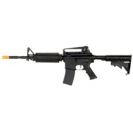 CYMA Airsoft M4A1 AEG Plastic Gearbox Polymer Body Adjustable Stock
