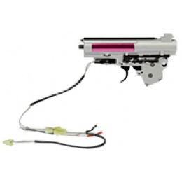 Big Dragon Airsoft Version 3 Gearbox Quick-Change Spring Front Wired