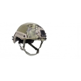 Lancer Tactical Airsoft Helmet Ballistic Type - HLD
