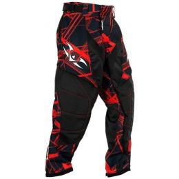 Valken Crusade Hatch Tactical Apparel BDU Pants - RED
