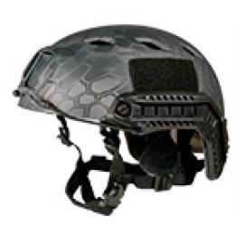 Lancer Tactical Airsoft Helmet ABS Plastic Base Jump Type - TYP - M/L