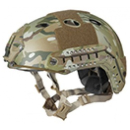 Lancer Tactical Airsoft Helmet ABS Plastic