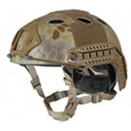 Lancer Tactical Airsoft Helmet