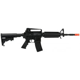 CYMA Airsoft CM203 M4 AEG Plastic Gearbox Polymer Body Adjustable Stock