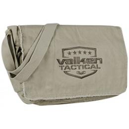 Valken Tactical Raw Edge-Tactical Gear-Paintball Messenger Bag - PUTTY