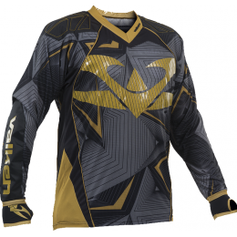 Valken Redemption Vexagon Tactical  Apparel-Jersey - BLACK/GOLD