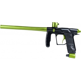Valken Proton LE Paintball Marker - Black Dust/Lime TT