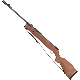 Valken .22 Caliber Mendoza Magnum Repetition Air Rifle w/ Sling - WOOD