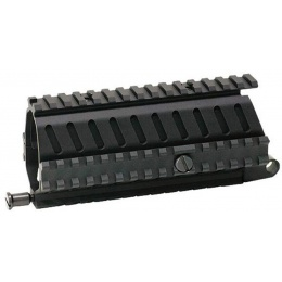 ICS Airsoft Tactical Handguard MRS Quad RIS for SIG 552 AEG - BLACK