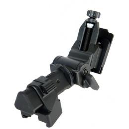 Lancer Tactical CA-749B Tactical Gear Helmet Mount - Black