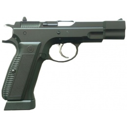 KJW M1911 KP-09 CO2 Air Pistol Full Metal - BLACK