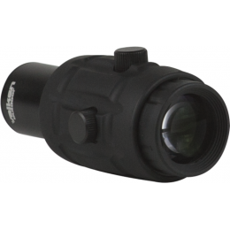 Valken Airsoft V Tactical Rotating 3X Magnifier Scope - BLACK