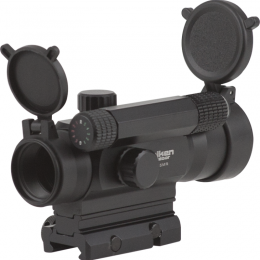 Valken Airsoft V Tactical Rotary Red Dot Sight 1x35T - BLACK