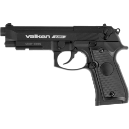 Valken Outdoor M9 CO2 Air Pistol Non-Blowback - BLACK