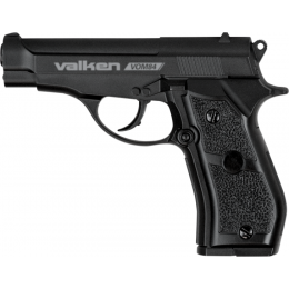 Valken Outdoor M84 CO2 Air Pistol Non-Blowback - BLACK