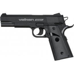 Valken Outdoor 1911 CO2 Air Pistol Non-Blowback - BLACK