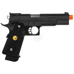WE Hi Capa 5.1 1911 Tactical Master Metal Airsoft Gas Blowback Pistol