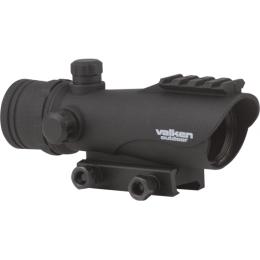 Valken Airsoft V Tactical 30mm Reflex Red Dot Sight – BLACK
