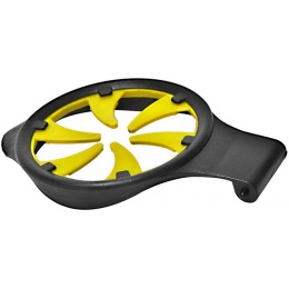 Valken V-MAX Max SpeedFeed Paintball Loader - BLACK//YELLOW
