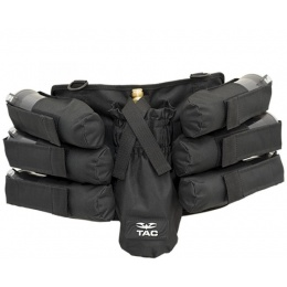 Valken V-TAC Harness Redemption Vest Pouch (6+1) - BLACK