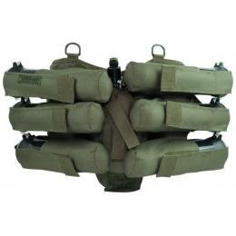 Valken V-TAC Harness Redemption Vest Pouch (6+1) - OLIVE DRAB
