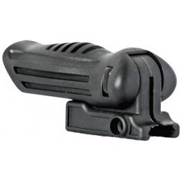 Valken V-TAC SW-1 Marker Accessory Vertical Folding Grip - BLACK