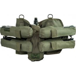 Valken V-TAC Harness Redemption Vest Pouch (4+1) - OLIVE DRAB