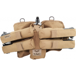 Valken V-TAC Harness Redemption Vest Pouch (4+1) - TAN