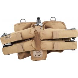 Valken V-TAC Harness Redemption Vest Pouch (4+1) - TAN