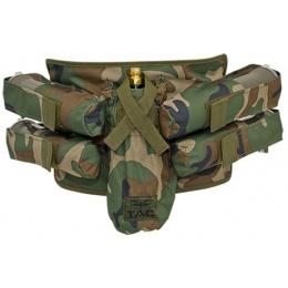 Valken V-TAC Harness Redemption Vest Pouch (4+1) - WOODLAND