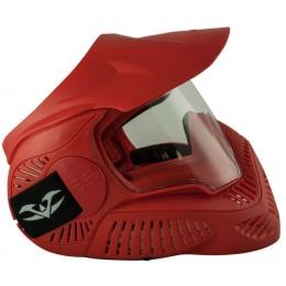 Valken Annex MI-3 Single Safety Gear Field Goggles - RED