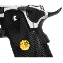 WE Airsoft Full Metal Hi Capa 5.1 DRAGON Gas Blowback Pistol