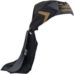 Valken Redemption Vexagon Tactical Headwrap - GOLD/BLACK