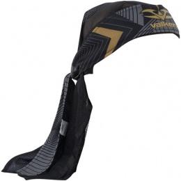 Valken Redemption Vexagon Tactical Headwrap - GOLD/BLACK