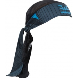 Valken Redemption Vexagon Tactical Headwrap - NAVY/LIGHT BLUE
