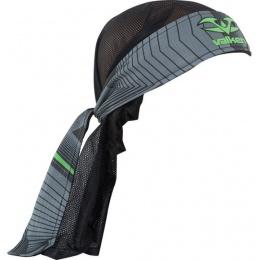 Valken Redemption Vexagon Tactical Headwrap - NEON GREEN/GREY