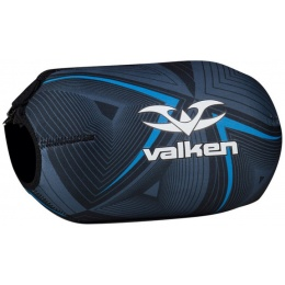Valken Redemption Vexagon Tank Cover w/Capacity 45ci - NAVY/LIGHT BLUE