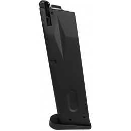 KJW Airsoft M9 Series GBB Magazine Full Metal 25rd - BLACK