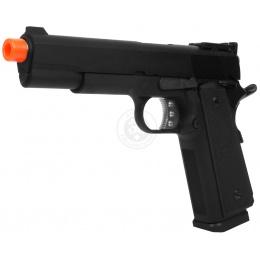 WE Hi Capa 5.1 P14 Full Metal 1911 Gov. Issue Gas Blowback Pistol