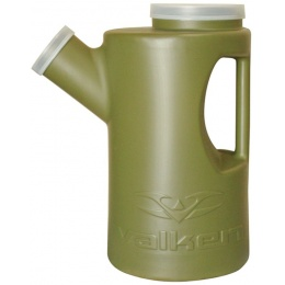Valken Ball Hauler Airsoft Gun Loader w/ Large Pour Spout - OLIVE