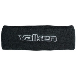 Valken Tactical Moisture-Wicking Gear Sweatband - BLACK