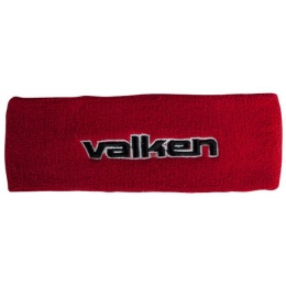 Valken Tactical Moisture-Wicking Gear Sweatband -  RED