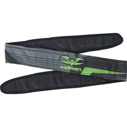 Valken Redemption Vexagon Tactical Headband - NEON GREEN/GREY
