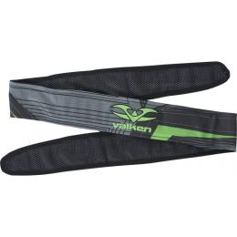 Valken Redemption Vexagon Tactical Headband - NEON GREEN/GREY